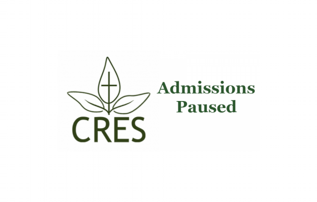 Pause in CRES Admissions